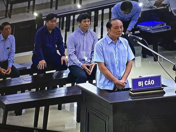 Đề nghị y án 15 năm tù Vũ 'nhôm', không cho 2 cựu thứ trưởng công an hưởng án treo - Ảnh 3.