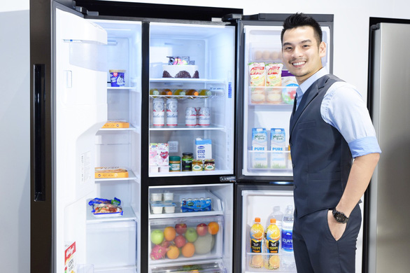 Lời giải cho bài toán tủ lạnh của người nội trợ hiện đại - Ảnh 2.