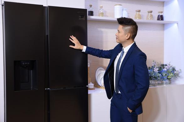 Tủ lạnh Samsung tạo cảm hứng thiết kế cho sinh viên Kiến Trúc - Ảnh 3.