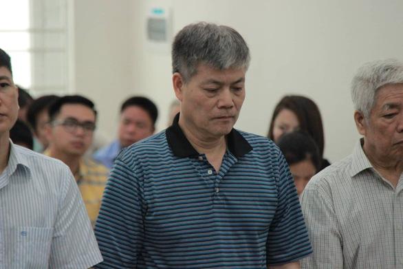 Nguyên chủ tịch Vinashin và đồng phạm hầu tòa vụ nhận lãi ngoài từ Oceanbank - Ảnh 2.