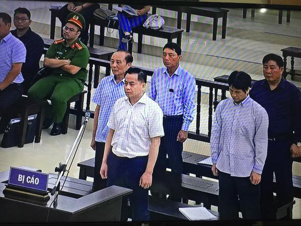 Vũ nhôm và hai cựu thứ trưởng bị y án, cựu tướng tình báo được giảm án - Ảnh 2.