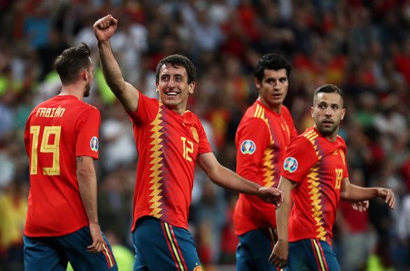 Nhấn chìm Thụy Điển, Tây Ban Nha giữ vững mạch toàn thắng - Ảnh 1.