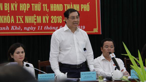 Chính phủ sẽ quyết vụ nợ tiền đất tái định cư cho dân Đà Nẵng - Ảnh 1.