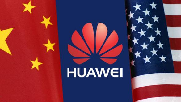 Chia tay Huawei, Mỹ cũng rất cần thời gian  - Ảnh 1.