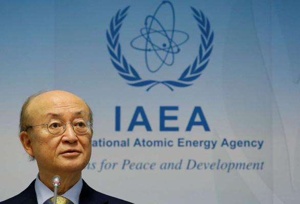 IAEA lo ngại khi Iran tăng cường sản xuất uranium - Ảnh 1.