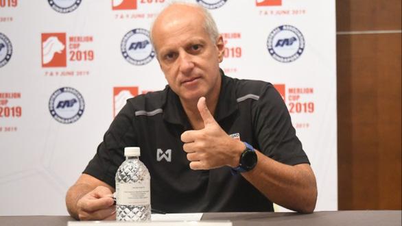 HLV Gama chính thức chia tay đội tuyển U23 Thái Lan - Ảnh 1.