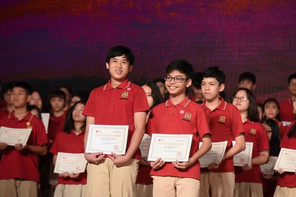17 học sinh VAS đoạt học bổng trị giá hơn 2 triệu USD - Ảnh 2.