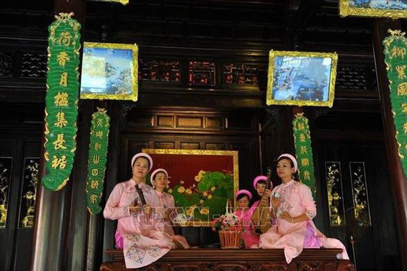 Trình diễn các Di sản văn hóa phi vật thể đại diện của nhân loại tại Khánh Hoà - Ảnh 1.