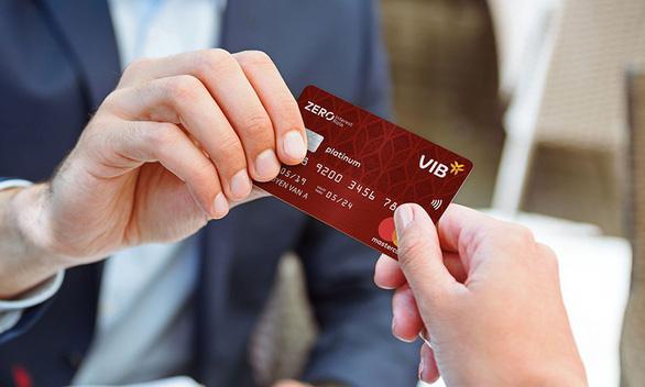 VIB tích cực đưa ra các giải pháp thanh toán không tiền mặt - Ảnh 3.
