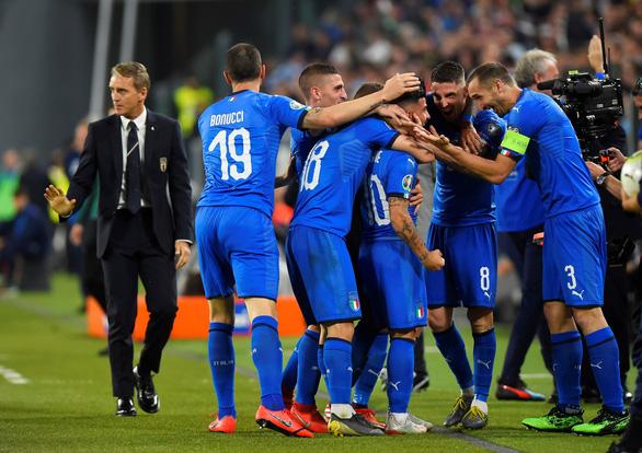 Ý toàn thắng, Pháp gỡ lại thể diện - Ảnh 2.