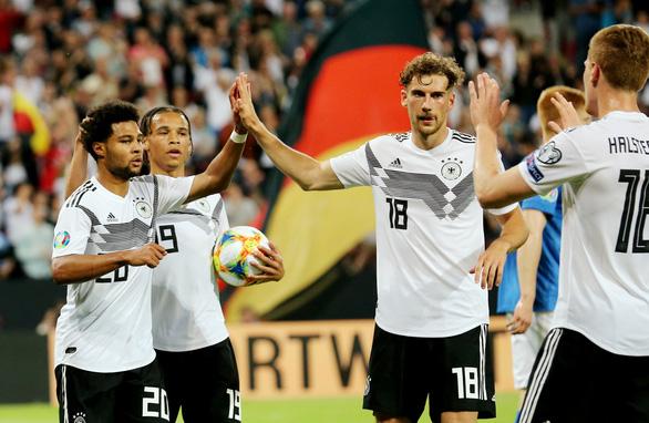 Đức đại thắng Estonia 8-0 ở vòng loại Euro 2020 - Ảnh 2.