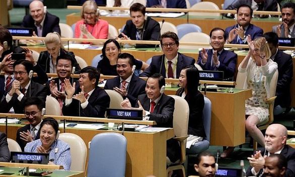 Đại sứ Phạm Quang Vinh: Chặng đường dài phía sau chiếc ghế ở Hội đồng Bảo an - Ảnh 1.