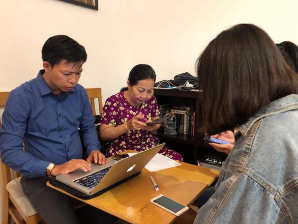 Nữ sinh viên bị sàm sỡ trên xe Phương Trang làm đơn tố giác - Ảnh 1.