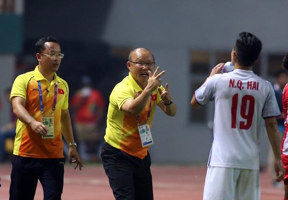 VFF đang đàm phán hợp đồng mới, sẽ giữ lại HLV Park cho bóng đá Việt Nam - Ảnh 1.