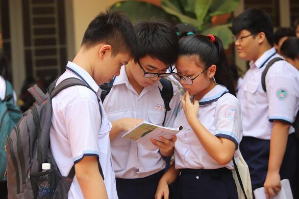 TP.HCM công bố điểm thi lớp 10 - Ảnh 3.