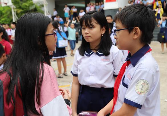 Đề thi vào Trường Trần Đại Nghĩa yêu cầu tính tiền điện, thí sinh than khó - Ảnh 3.