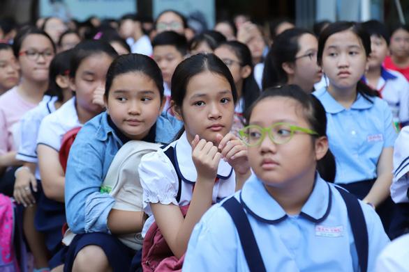 4.200 học sinh TP.HCM đua vào lớp 6 chuyên Trần Đại Nghĩa - Ảnh 5.