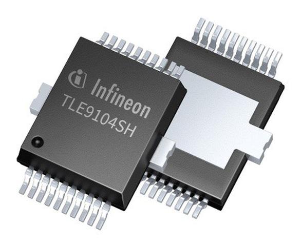Giảm thiểu khí thải CO2 của xe hơi với bộ chuyển mạch hạ áp của Infineon - Ảnh 2.