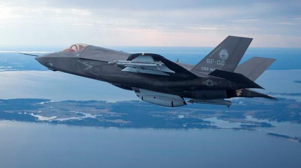 Trung Quốc nói có rađa dò được máy bay tàng hình F-35 của Mỹ - Ảnh 2.