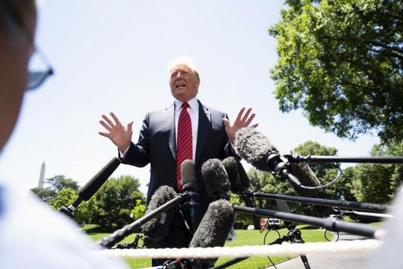 Ông Trump hối Trung Quốc thay đổi lập trường - Ảnh 1.