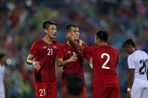 U23 Việt Nam lên kế hoạch đá giao hữu với U23 Nigieria - Ảnh 1.
