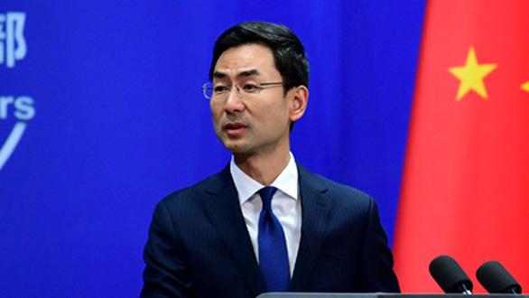 Trung Quốc nói tàu Philippines chìm là 'tai nạn bình thường' - Ảnh 1.