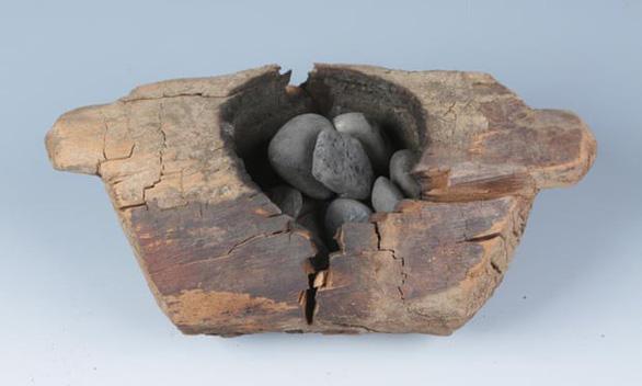 Người Trung Quốc đã hút 'cỏ', biết phê pha từ 2.500 năm trước? - Ảnh 1.
