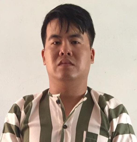 Nhân viên phục vụ hội chợ từ Sài Gòn ra Bình Định cướp tiệm vàng - Ảnh 2.
