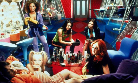 Spice Girls hóa thân thành siêu anh hùng trong phim hoạt hình mới - Ảnh 4.
