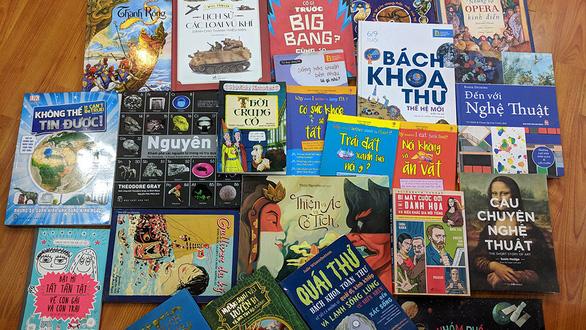 Sách cho trẻ đọc trong mùa này có hương vị gì lạ lẫm không? - Ảnh 1.
