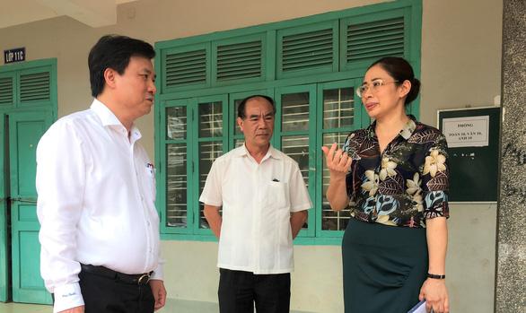 Sơn La, Hòa Bình áp lực trong tổ chức thi sau vụ gian lận điểm - Ảnh 1.