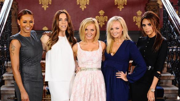 Spice Girls hóa thân thành siêu anh hùng trong phim hoạt hình mới - Ảnh 3.