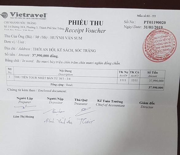 Công ty du lịch: Đại gia Trịnh Sướng ký tên mua tour cho đoàn cán bộ Sóc Trăng - Ảnh 4.