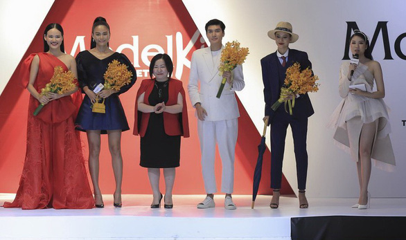 Mâu Thủy, Tuyết Lan, Quang Đại, Hương Ly dẫn dắt Người mẫu nhí Việt Nam - Ảnh 2.