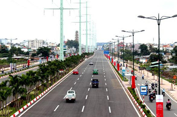 Cung đường vàng với các dự án bất động sản cao cấp - Ảnh 1.