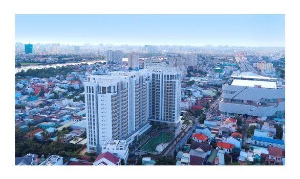 Cung đường vàng với các dự án bất động sản cao cấp - Ảnh 2.