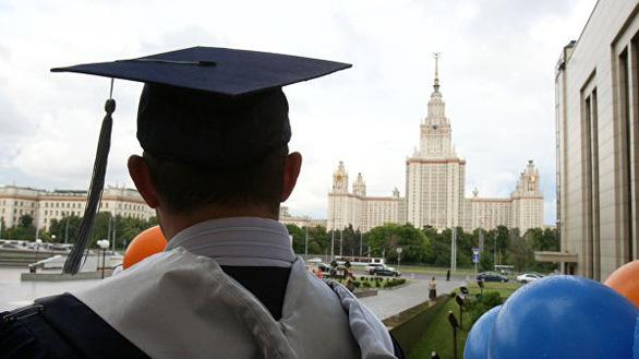 Nga bắt đầu cấp bằng cử nhân điện tử vừa tiện, vừa lợi - Ảnh 1.