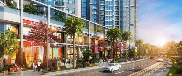 Eco Green Saigon hút khách nhờ mô hình all-in-one - Ảnh 3.
