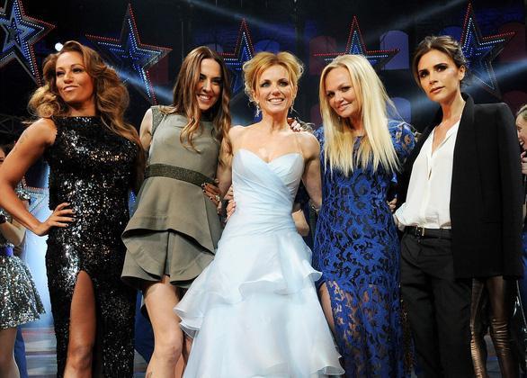 Spice Girls hóa thân thành siêu anh hùng trong phim hoạt hình mới - Ảnh 1.