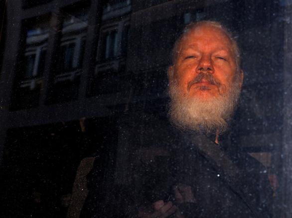 Chính quyền Anh chấp thuận cho dẫn độ ông trùm WikiLeaks sang Mỹ - Ảnh 1.
