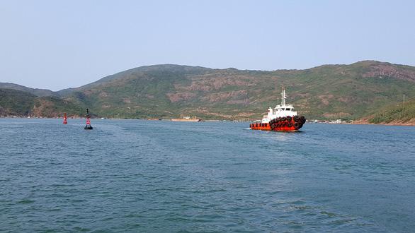 Cục Hàng hải xin nhấn chìm 300.000m3 vật chất ở biển Quy Nhơn - Ảnh 1.