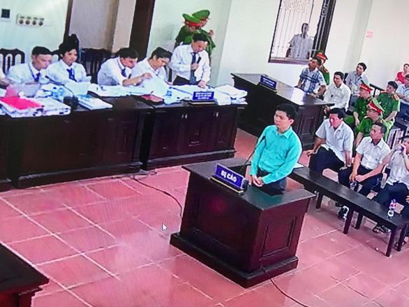 Viện kiểm sát không chấp nhận cho Hoàng Công Lương hưởng án treo - Ảnh 1.