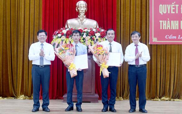 Đà Nẵng thay nhiều nhân sự chủ chốt cấp quận, huyện - Ảnh 1.
