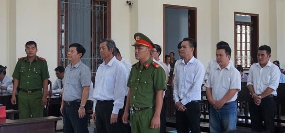Nhóm cán bộ Vietcombank Tây Đô lãnh 39 năm tù - Ảnh 1.