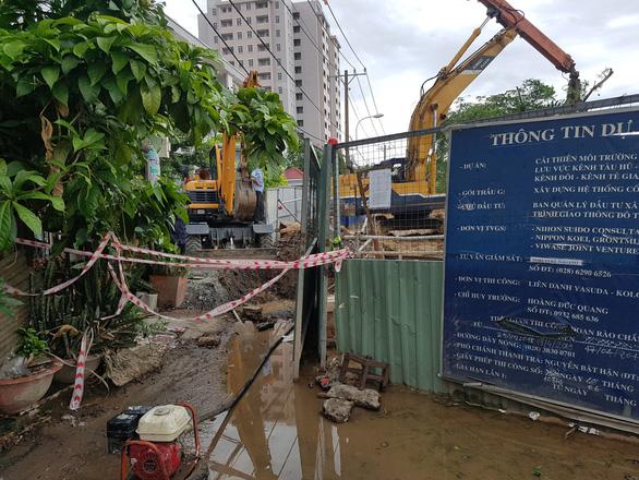 TP.HCM ngưng thi công đào đường nửa tháng dịp Tết Nguyên đán Canh Tý - Ảnh 1.