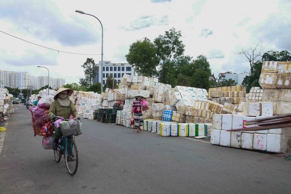 Phạt thật nặng khi không phân loại và bỏ rác đúng quy định - Ảnh 1.