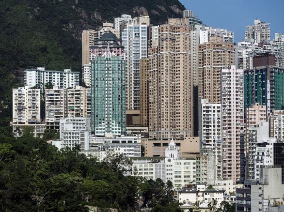 Bất động sản Hong Kong lại thiết lập kỷ lục giá mới - Ảnh 1.