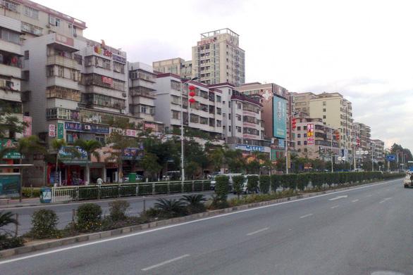 Bất động sản Thâm Quyến dính đòn từ lệnh cấm Huawei của Mỹ - Ảnh 1.