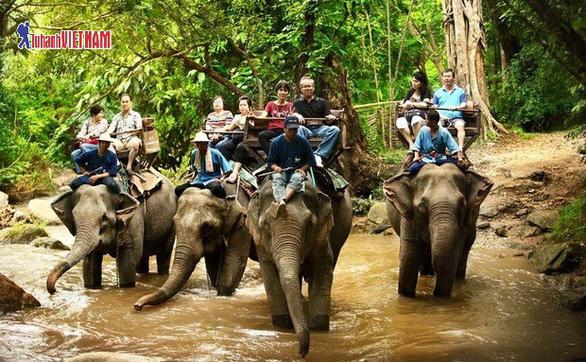Vi vu Chiang Mai 4 ngày giá chỉ từ 4,9 triệu đồng  - Ảnh 3.