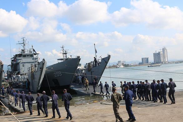 Philippines tăng cường tuần tra biển giữa lúc đang căng thẳng với Trung Quốc - Ảnh 2.